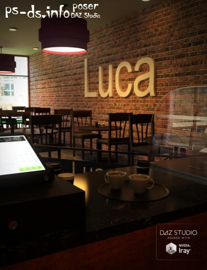 Cafe Luca + Poses