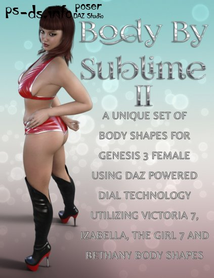 Body By Sublime II