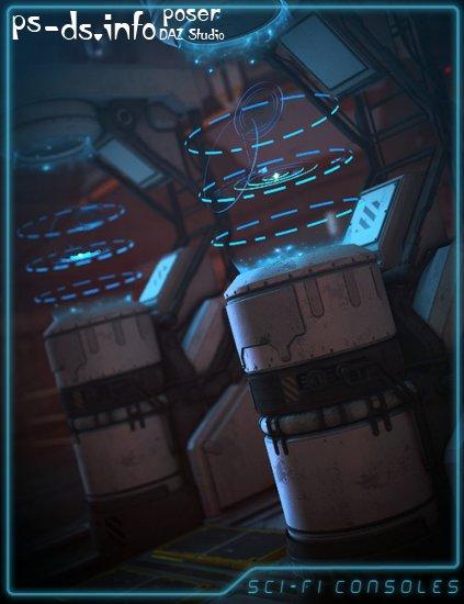 Sci-Fi Consoles 2013