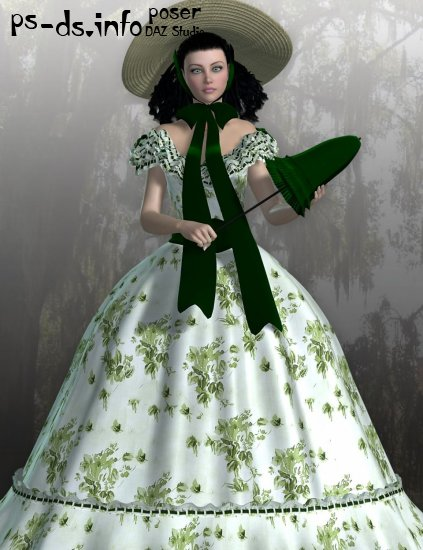 Southern Belle for Genesis 2 Female(s)