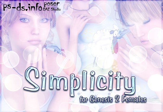 Simplicity For Genesis 2 Female