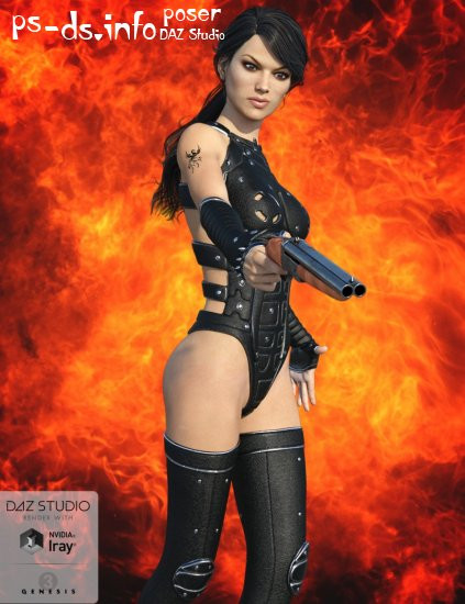 Road Predator for Genesis 3 Female(s)