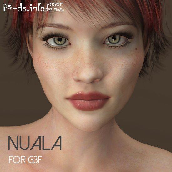 Nuala for Genesis 3 Female