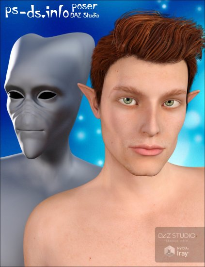 Wicked Fantasy Morphs for Genesis 3 Male(s)