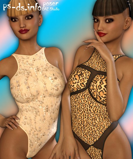 InStyle - Fashion Swimsuit for Genesis 3 Female