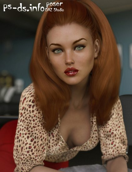Caitlin for Genesis 3 Female(s)