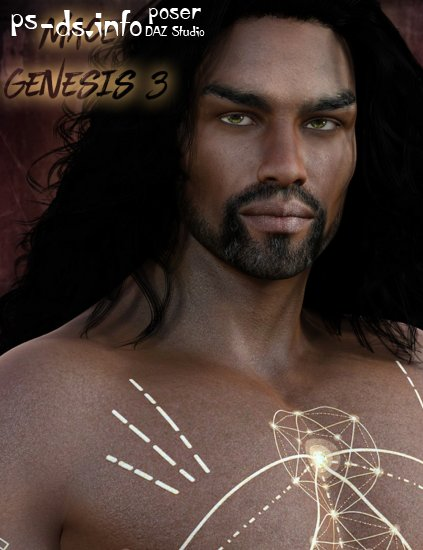 Mace for Genesis 3 Male