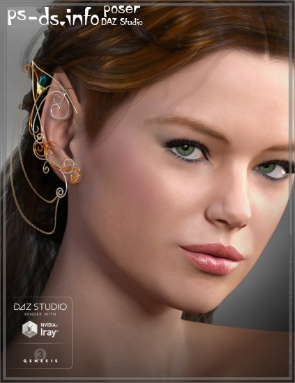 Day Dream Cuffs Genesis 3 Female(s) and Victoria 4