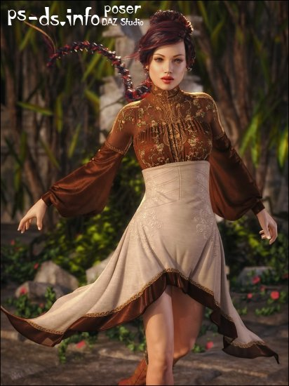 Marionette for Genesis 3 Female(s)