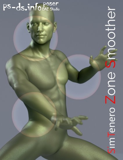 Zone Smoother for Genesis 3 Male(s)