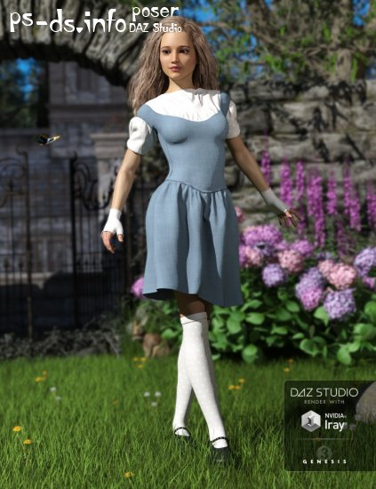 Lucid Dream for Genesis 3 Female(s)