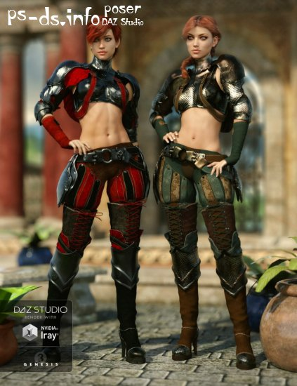 Solaris Outfit Textures
