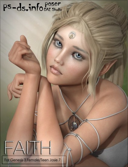 VYK Faith for Genesis 3 Female and Teen Josie 7
