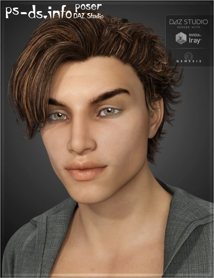 Blake for Genesis 3 Male(s)