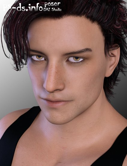 Dupree for Genesis 3 Male & (M7)