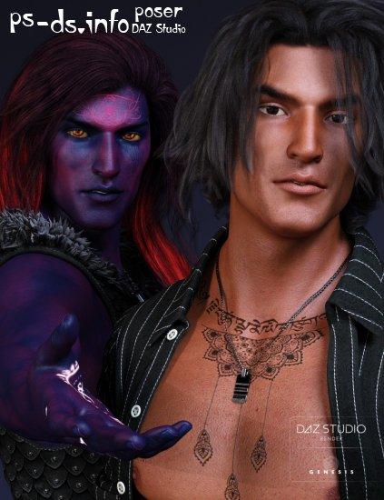 Ahmad for Genesis 3 Male