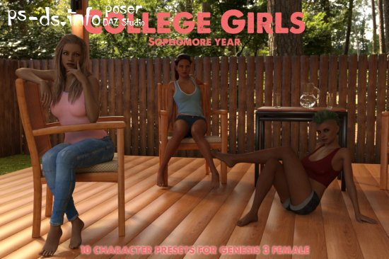 College Girls - Sophomore Year