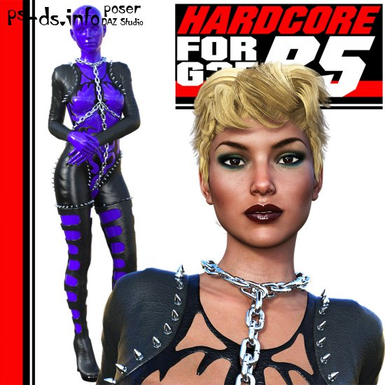 HARDCORE-R5 for G3 females