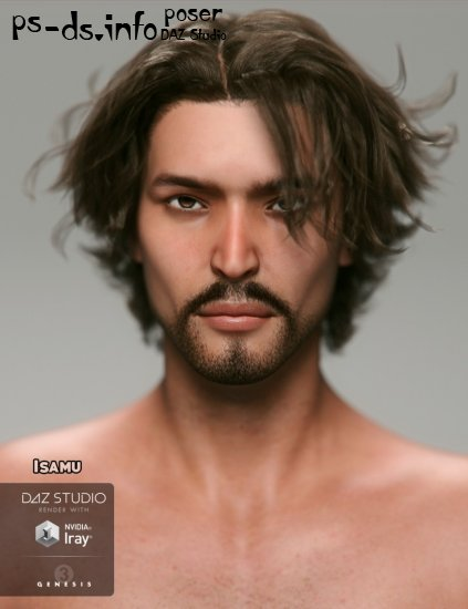 Isamu for Genesis 3 Male
