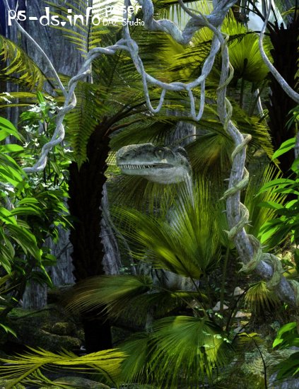 Tropical Plants for Daz Studio Vol 2
