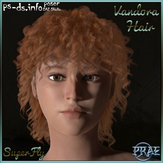 Prae-Vandora Hair For Pauline