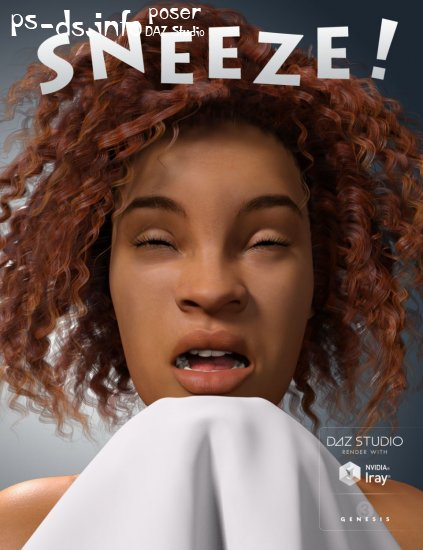 Sneeze! for Genesis 3 Female(s)