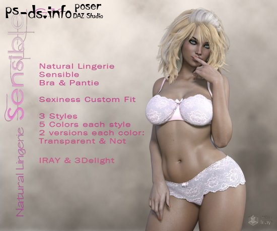 Natural Lingerie Sensible G3F