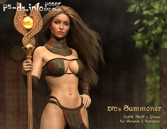 DMs Summoner - Genesis 3F