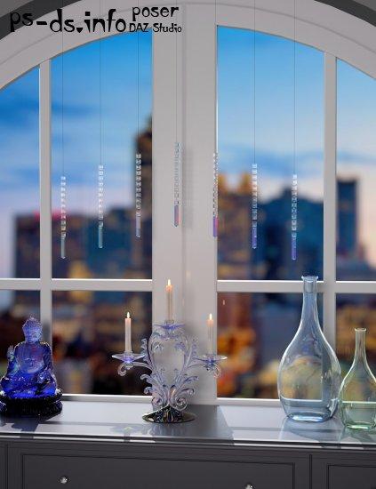 daz3d iray indoor lighting