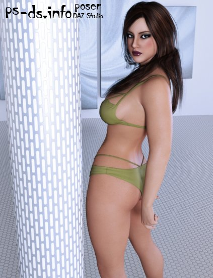 Body By Sublime for Genesis 8 Female