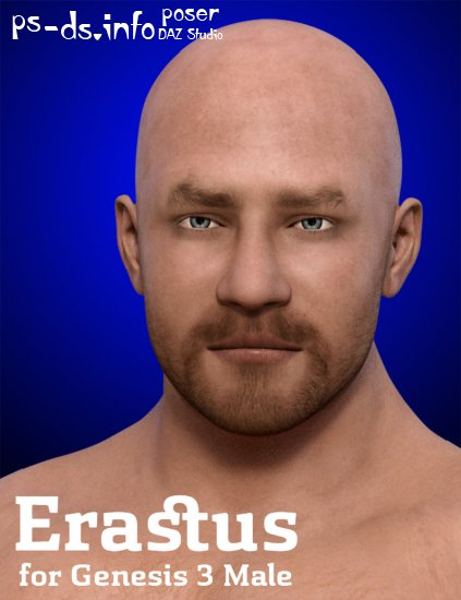 GDU Erastus for Genesis 3 Male