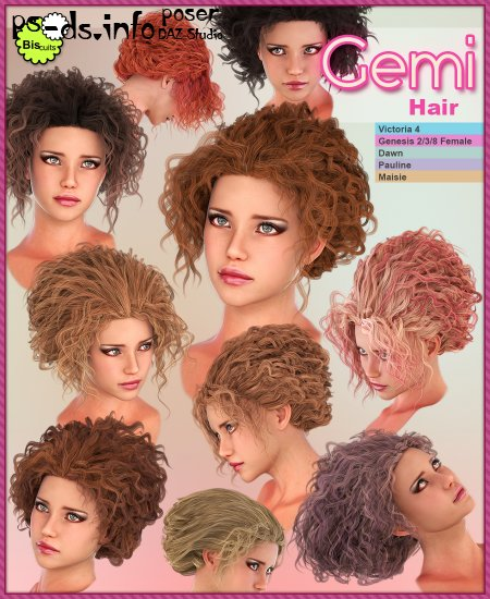 Biscuits Gemi Hair