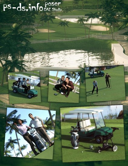 Golf Course Bundle