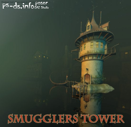 Smugglers Tower