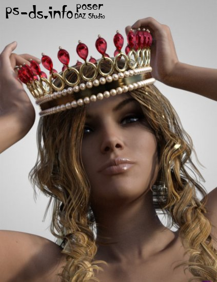 Crown Number 1 for Genesis 3 Female(s)