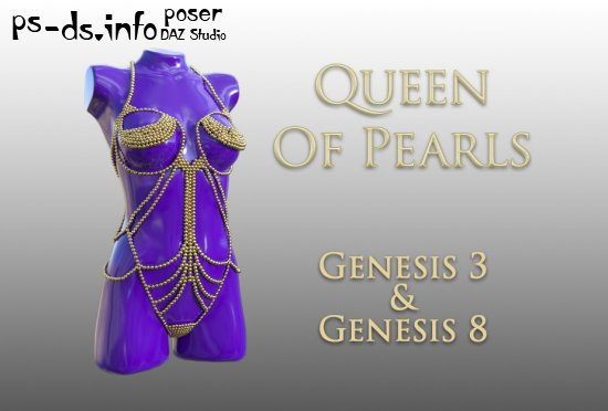Queen Of Pearls for G3 females and G8 females