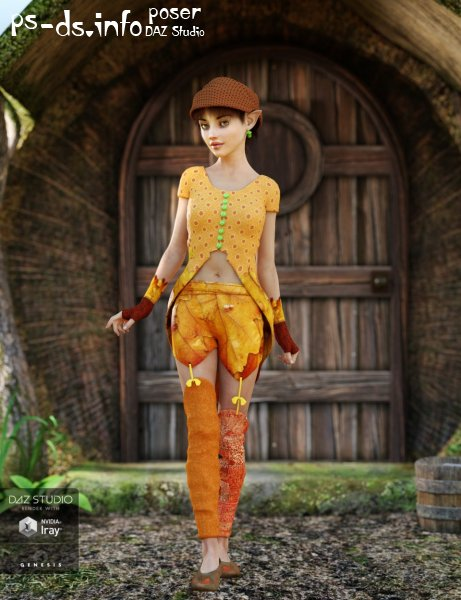 Sprite for Genesis 3 Female(s)