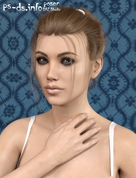 SF Beautiful Skin Iray Genesis 8 Female