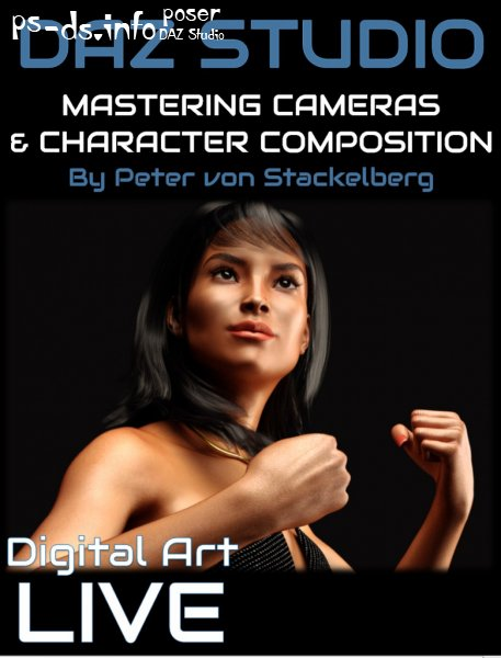 Mastering Cameras and Character Composition