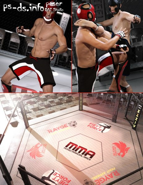 MMA Fighter Bundle