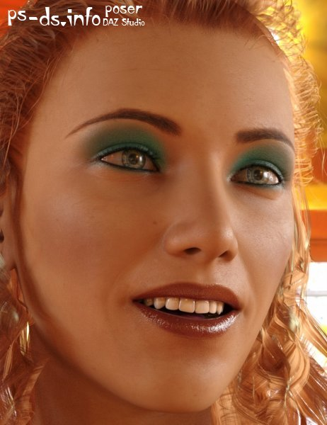 Ultimate Make-Up for Genesis 8 Female(s)
