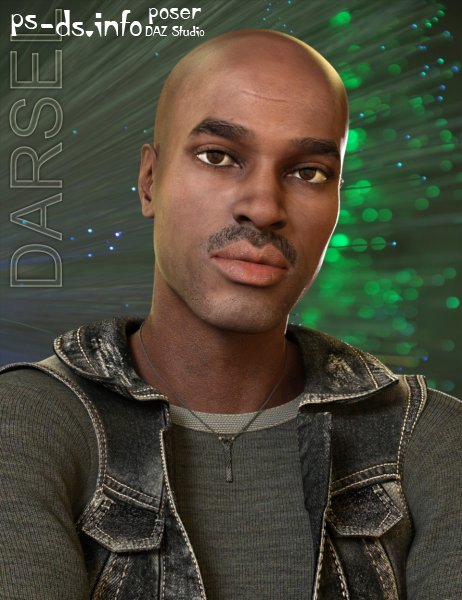 Darsel for Genesis 8 Male