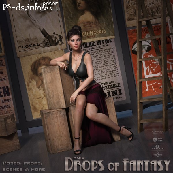 DMs Drops of Fantasy