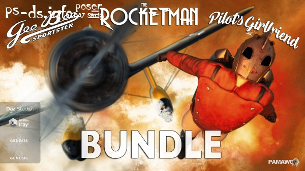 Rocket Bundle for DS
