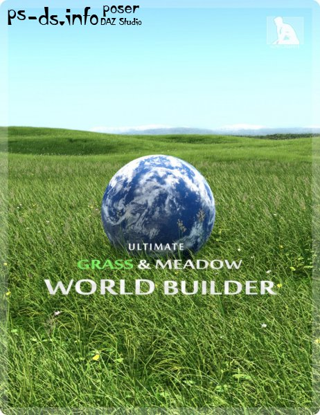 ULTIMATE Grass & Meadow Worldbuilder