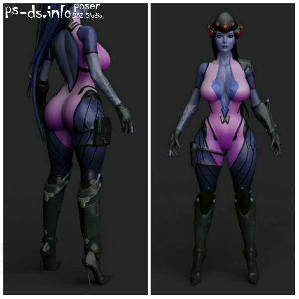 Widowmaker for G3F