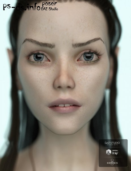 SC Imrae for Genesis 8 Female