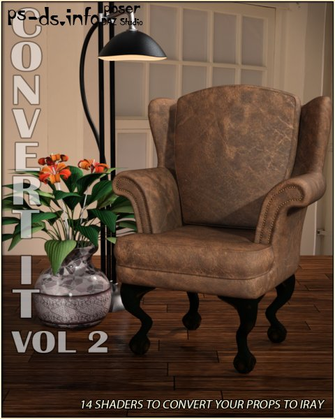 Convert It! Vol 2 - Props & Architecture
