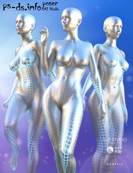 Creative Bodies for Genesis 3 Female(s)