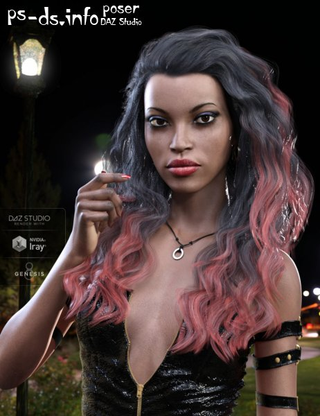 Tanya for Genesis 8 Female